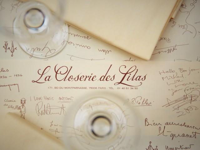 La Closerie des Lilas